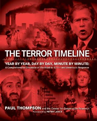 The Terror Timeline By Thompson, Paul